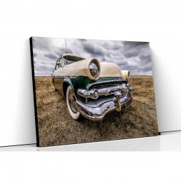 Tablou canvas old vehicle...