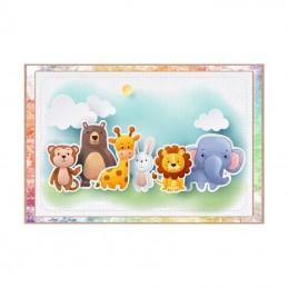 Sticker perete copii animalute