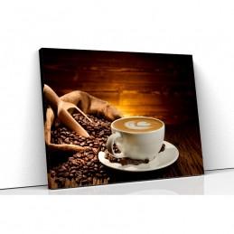 Tablou canvas coffee cup