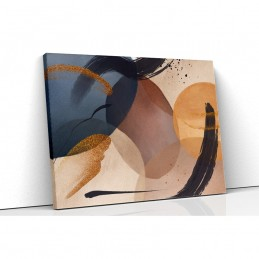 Tablou canvas abstract figures