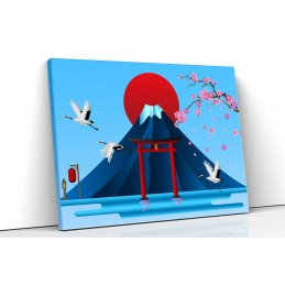 Tablou canvas japan beauty