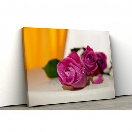 Tablou canvas pink roses
