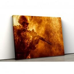 Tablou canvas us army soldier