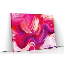 Tablou canvas marmura roz