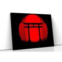 Tablouri canvas Asia